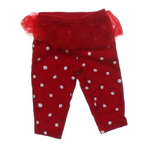 Carter's Skirted Polka Dot Leggings in size 6 mo at up to 95% Off - Swap.com