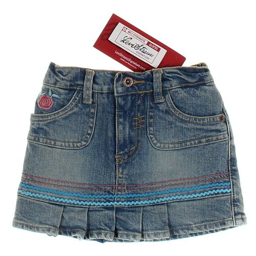 Levi Strauss & Co. Skort in size 24 mo at up to 95% Off - Swap.com