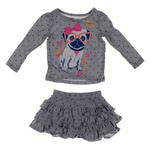 Epic Threads Skort & Shirt Set in size 3/3T at up to 95% Off - Swap.com