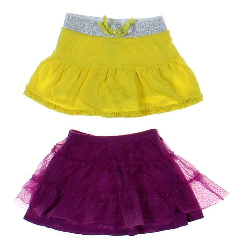 Basic Editions Skort & Skirt Set in size 24 mo at up to 95% Off - Swap.com