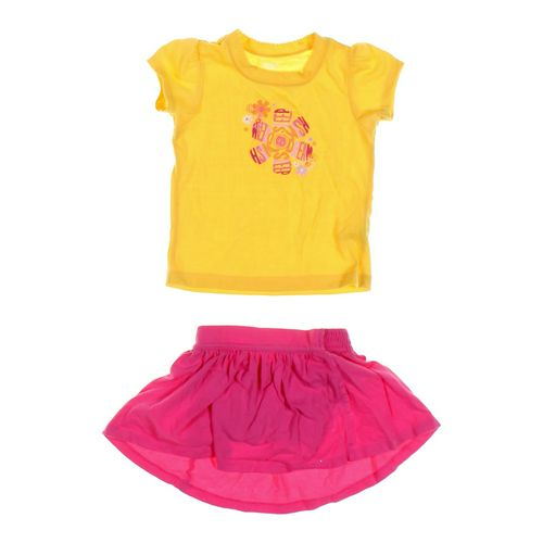 Old Navy Skort & T-shirt Set in size 2/2T at up to 95% Off - Swap.com
