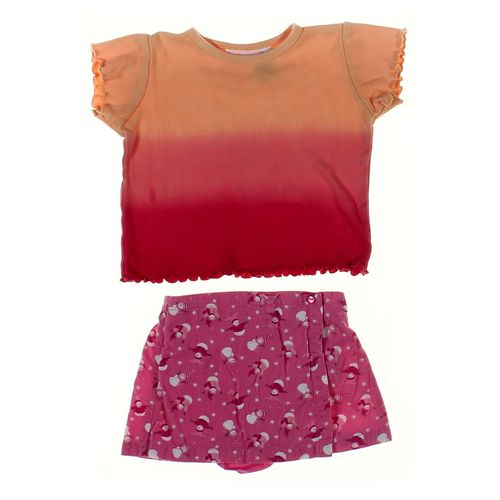 Second Step Skort & T-shirt Set in size 18 mo at up to 95% Off - Swap.com