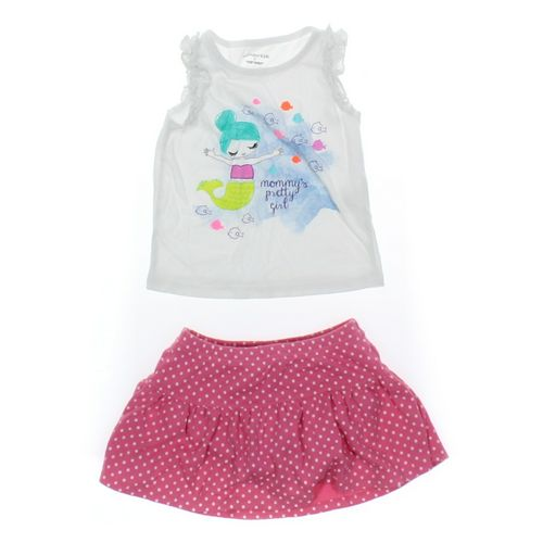 WonderKids Skort & Tank Top Set in size 24 mo at up to 95% Off - Swap.com