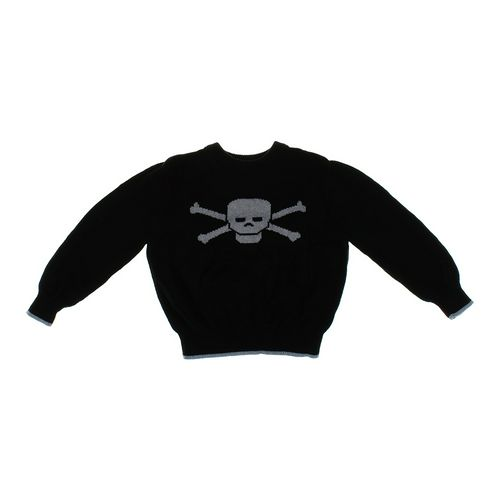 Cherokee Skull Sweater in size 4/4T at up to 95% Off - Swap.com