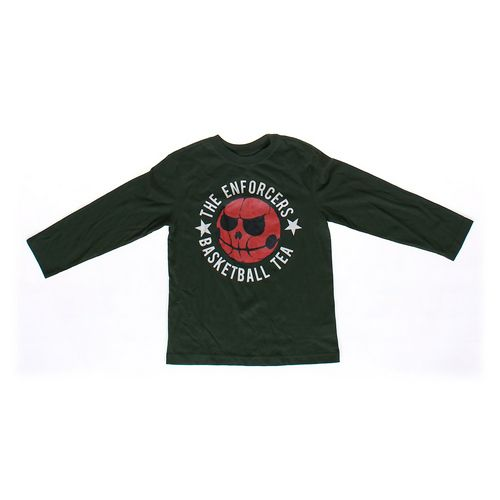 The Children's Place Skull Tee in size 5/5T at up to 95% Off - Swap.com