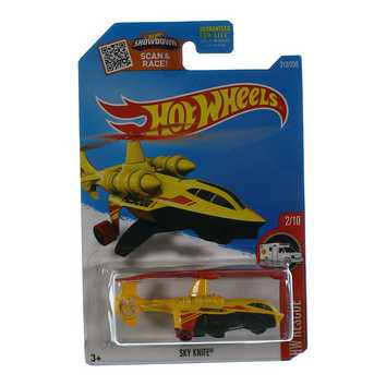 Sky Knife Die-Cast Helicopter for Sale on Swap.com