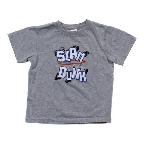 "Gymboree ""Slam Dunk"" Tee in size 4/4T at up to 95% Off - Swap.com"