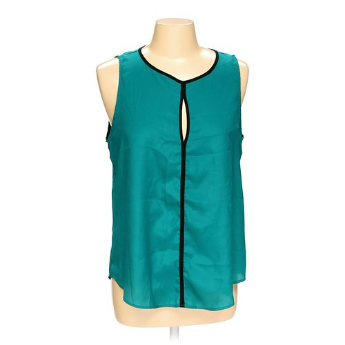 Massimo Sleek Sleeveless Top in size L at up to 95% Off - Swap.com