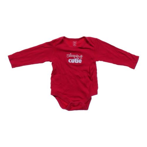 babyGap Sleeping Cute Bodysuit in size 18 mo at up to 95% Off - Swap.com