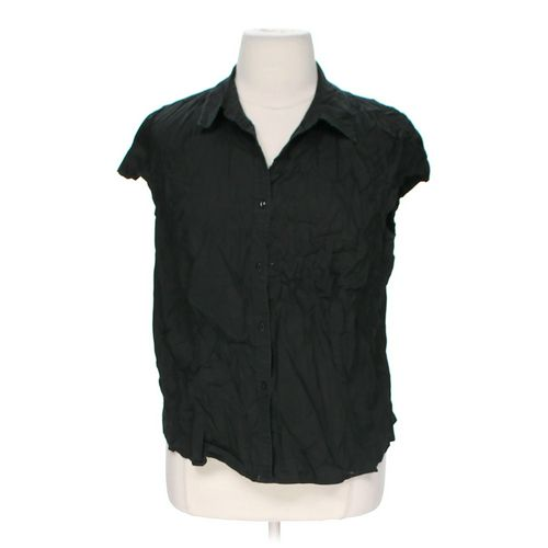 GEORGE Sleeveless Button-Up Shirt in size 18 at up to 95% Off - Swap.com