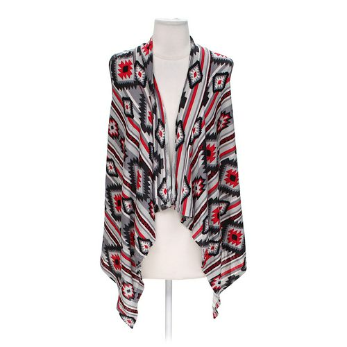 Ambiance Apparel Sleeveless Cardigan in size S at up to 95% Off - Swap.com