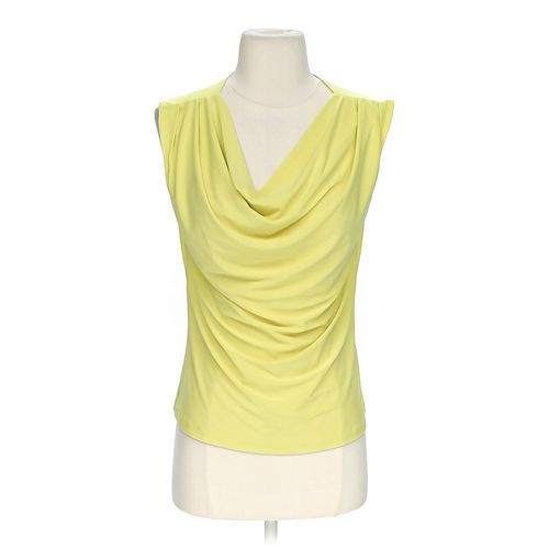 JENNIE & MARLIS Sleeveless Cowl Neck Top in size S at up to 95% Off - Swap.com