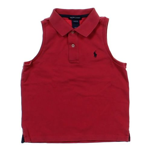 Ralph Lauren Sleeveless Polo Top in size 12 at up to 95% Off - Swap.com