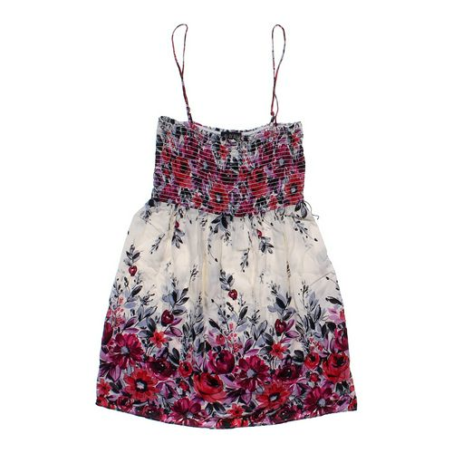 As U Wish! Sleeveless Smocked Dress in size JR 5 at up to 95% Off - Swap.com