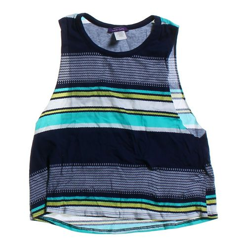 Hot Gal Sleeveless Stylish Shirt in size JR 11 at up to 95% Off - Swap.com