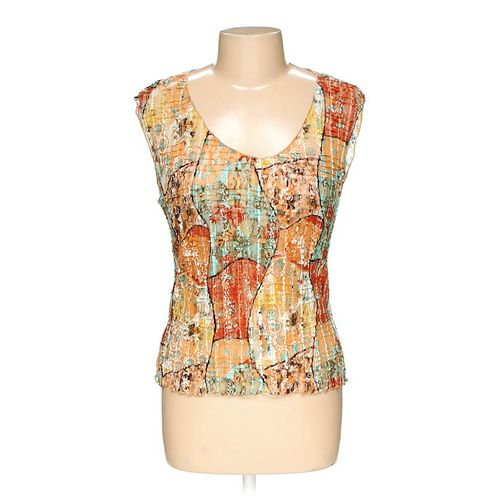 Alberto Makali Sleeveless Top in size L at up to 95% Off - Swap.com