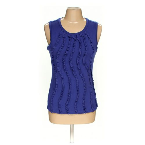 Alfani Sleeveless Top in size M at up to 95% Off - Swap.com