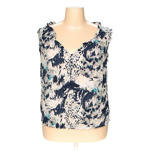 a.n.a Sleeveless Top in size 2X at up to 95% Off - Swap.com