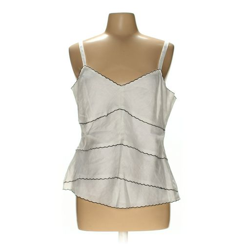 Ann Taylor Loft Sleeveless Top in size 12 at up to 95% Off - Swap.com
