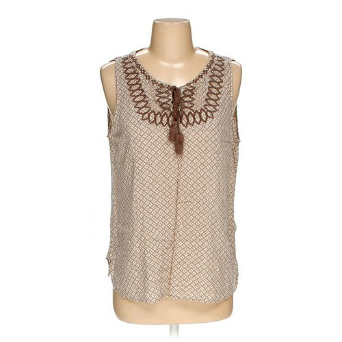 Ann Taylor Loft Sleeveless Top in size S at up to 95% Off - Swap.com
