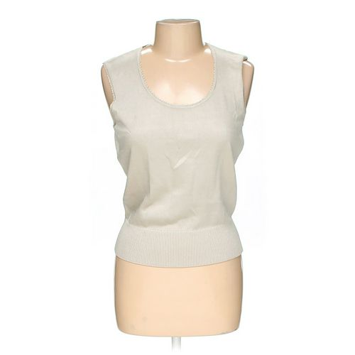 Ann Taylor Sleeveless Top in size L at up to 95% Off - Swap.com