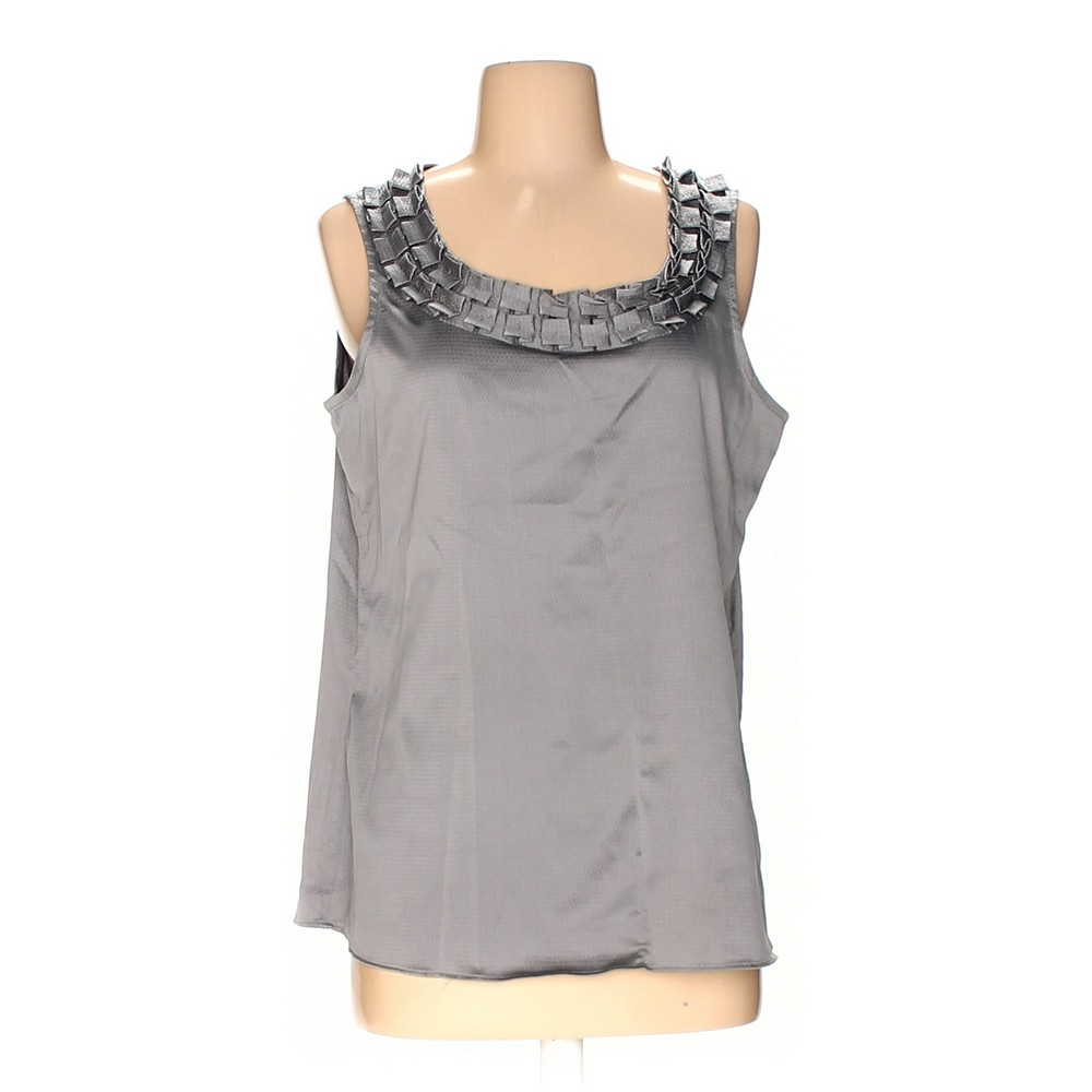 5015859cdc1e1 Anne Klein Sleeveless Top in size M at up to 95% Off - Swap.