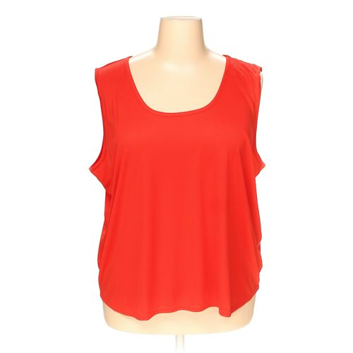 Apparenza Sleeveless Top in size 3X at up to 95% Off - Swap.com