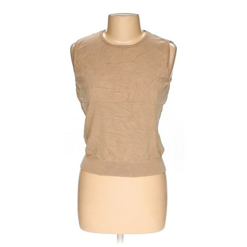 August Silk Sleeveless Top in size L at up to 95% Off - Swap.com