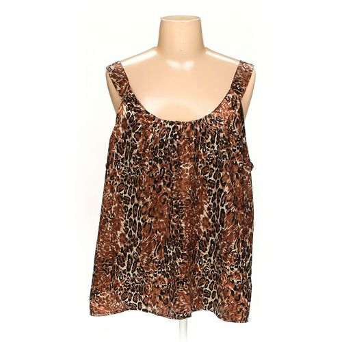 Ava & Grace Sleeveless Top in size 1X at up to 95% Off - Swap.com