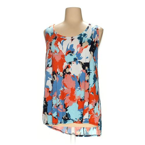 Ava & Viv Sleeveless Top in size 2X at up to 95% Off - Swap.com