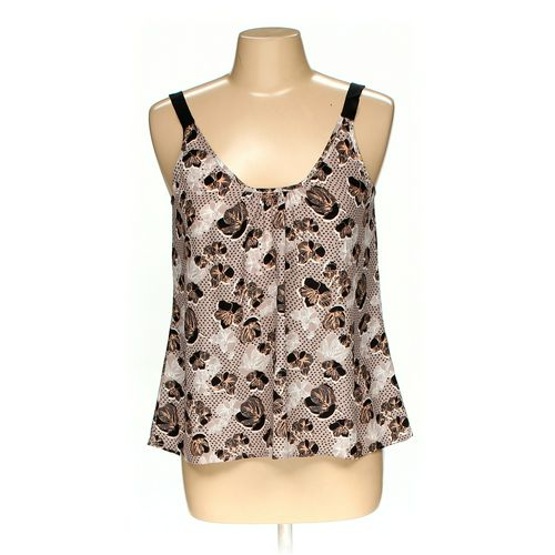 Bar III Sleeveless Top in size M at up to 95% Off - Swap.com