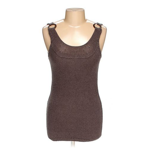 Bisou Bisou Sleeveless Top in size M at up to 95% Off - Swap.com