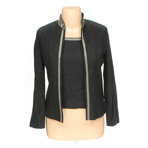 Coldwater Creek Sleeveless Top & Blazer Set in size 10 at up to 95% Off - Swap.com