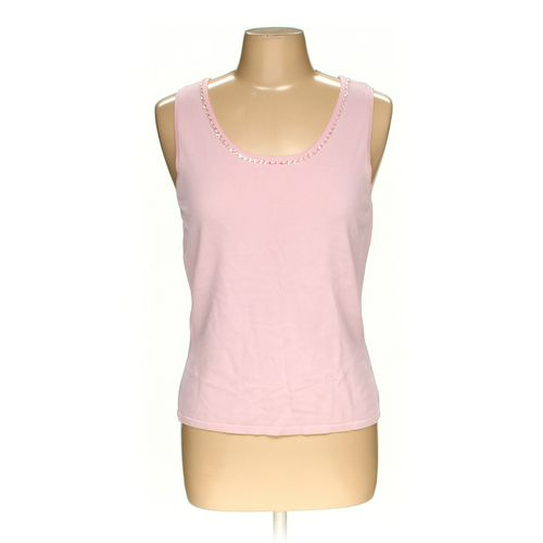 Bob Mackie Sleeveless Top in size M at up to 95% Off - Swap.com