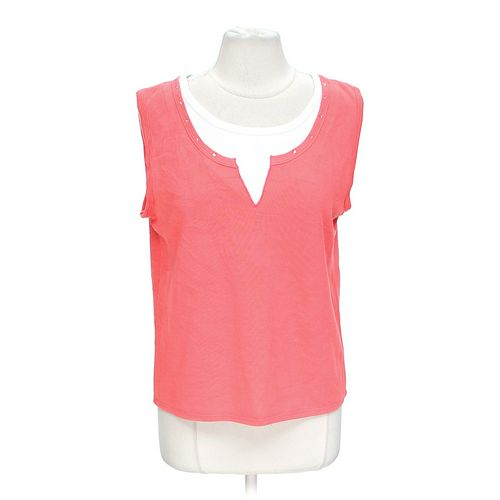Bobbie Brooks Sleeveless Top in size 14 at up to 95% Off - Swap.com
