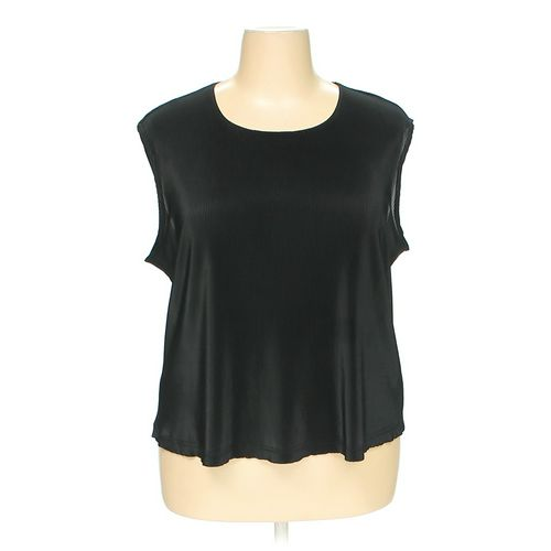 Briggs New York Sleeveless Top in size 3X at up to 95% Off - Swap.com