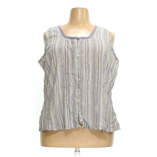 Butterfly Sleeveless Top in size 26 at up to 95% Off - Swap.com