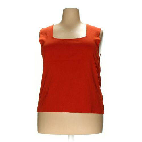 Cable & Gauge Sleeveless Top in size 3X at up to 95% Off - Swap.com