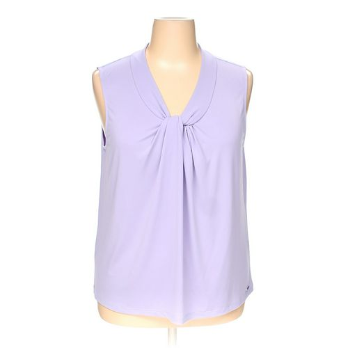Calvin Klein Sleeveless Top in size 2X at up to 95% Off - Swap.com