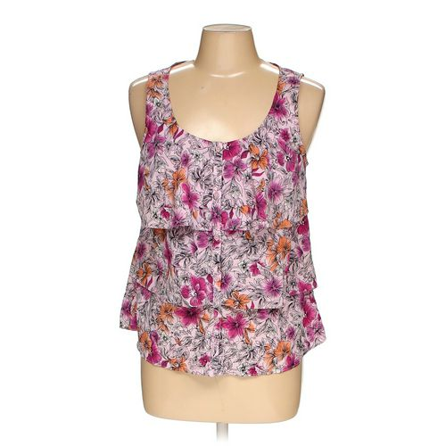 Candie's Sleeveless Top in size M at up to 95% Off - Swap.com
