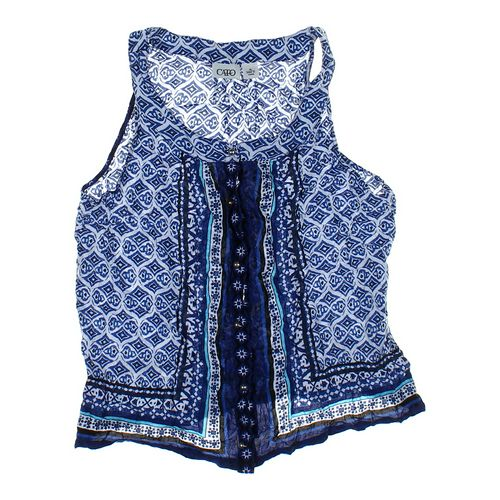 Cato Sleeveless Top in size M at up to 95% Off - Swap.com