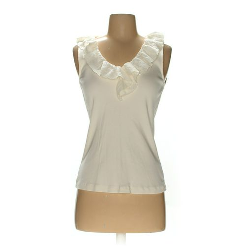 Chaps Sleeveless Top in size S at up to 95% Off - Swap.com