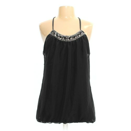 Charlotte Russe Sleeveless Top in size L at up to 95% Off - Swap.com