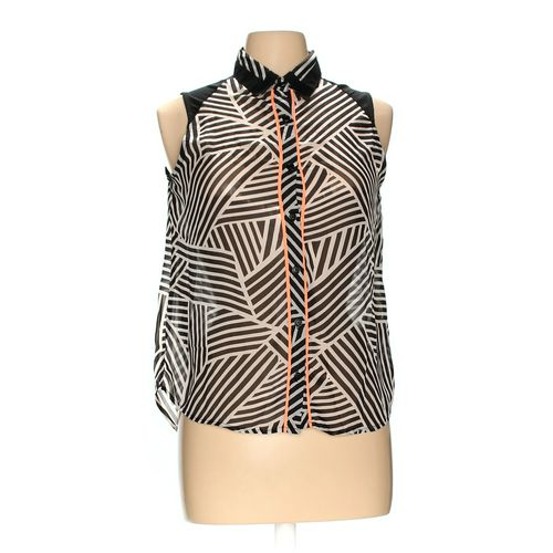 Charlotte Russe Sleeveless Top in size M at up to 95% Off - Swap.com