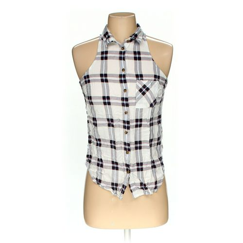 Charlotte Russe Sleeveless Top in size XS at up to 95% Off - Swap.com