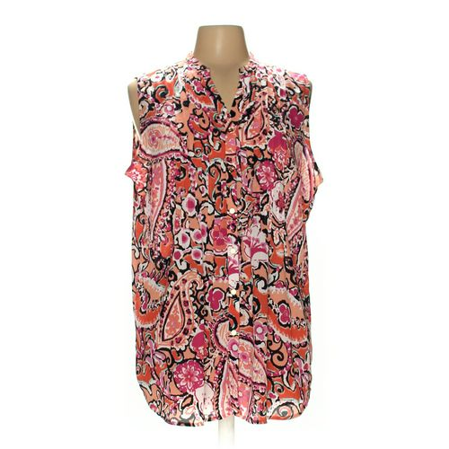 Charter Club Sleeveless Top in size L at up to 95% Off - Swap.com