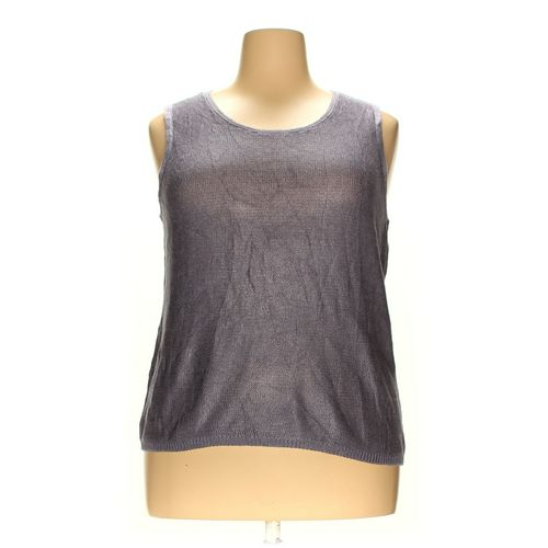 Chico's Sleeveless Top in size 2X at up to 95% Off - Swap.com