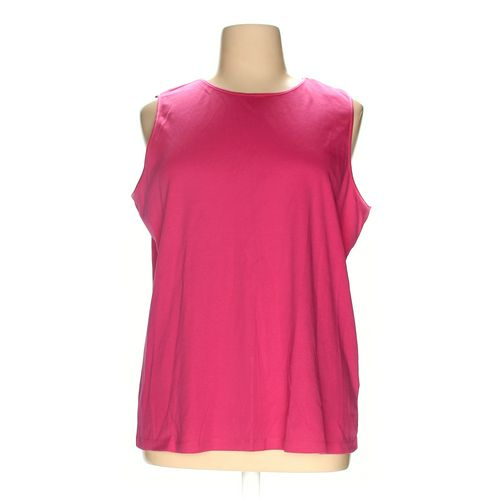CJ Banks Sleeveless Top in size 2X at up to 95% Off - Swap.com