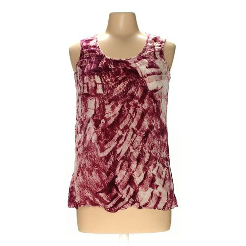 Coldwater Creek Sleeveless Top in size 6 at up to 95% Off - Swap.com