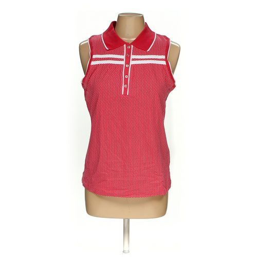 Coral Bay Golf Womens Sleeveless Top in size M at up to 95% Off - Swap.com